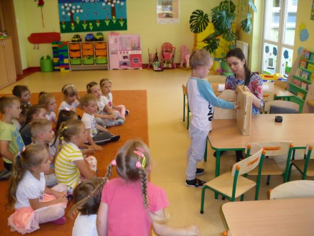 Ogólnopolski Tydzień Czytania Dzieciom wbibliotece wŻydowie